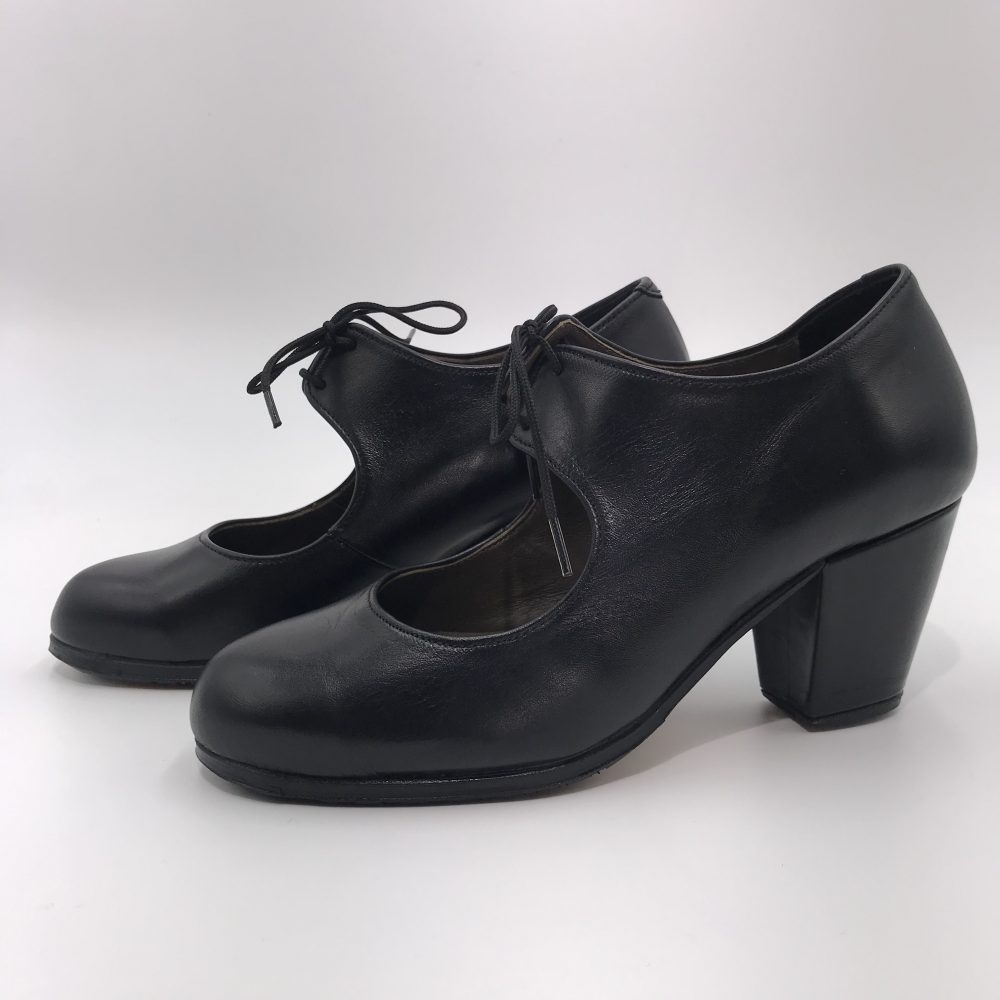 zapato flamenco semiprofesional