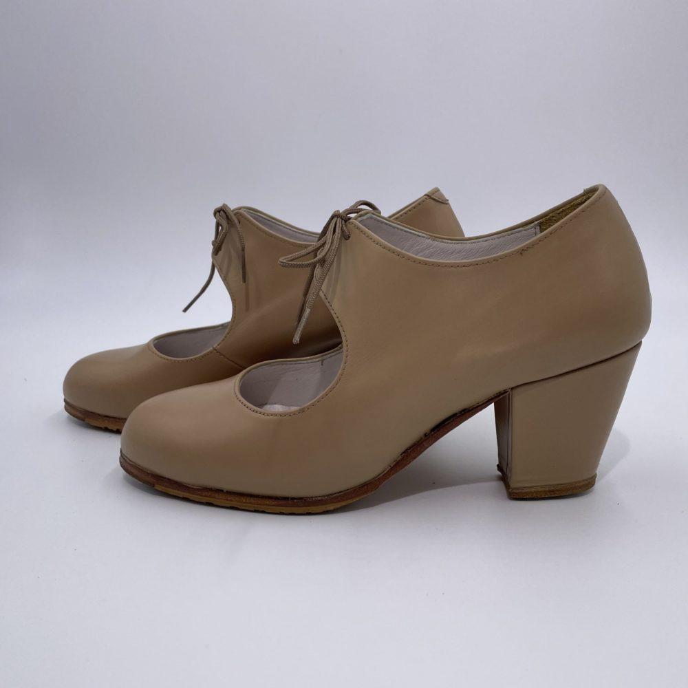 zapato flamenco profesional